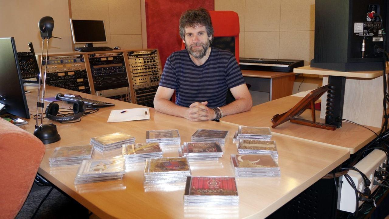 Sorteo CD's Música Festera 01 Àngel Lluís